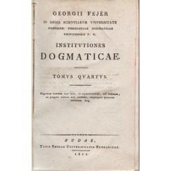 Institvtiones Dogmaticae