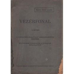 Vezérfonal (V. kötet)