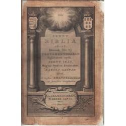 Szent Biblia 1840
