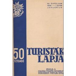 Turisták lapja 1938