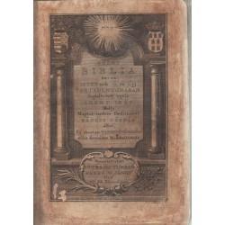 Szent Biblia 1794