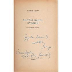 Angyal Bandi nyomán (dedikált)