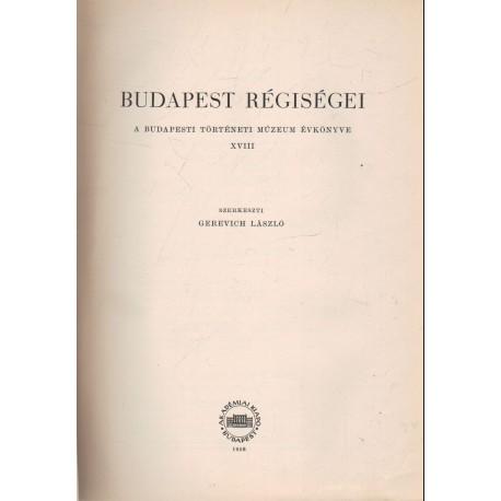 Budapest régiségei