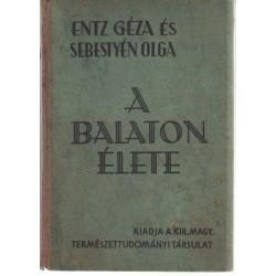 A Balaton élete