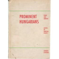 Prominent Hungarians (emigráns)