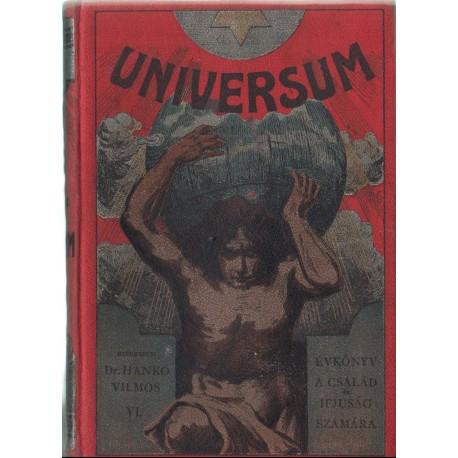 Universum 6. kötet 1913. évfolyam