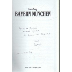Bayern München (dedikált)