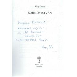 Kormos István (dedikált)