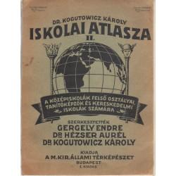 Dr. Kogutowicz Károly iskolai atlasza II.