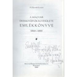 A Magyar Éremgyűjtők Egyesülete emlékkönyve 1969-1999