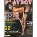 Playboy 2007. szeptember (dedikált)