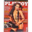 Playboy 2006.december (dedikált)
