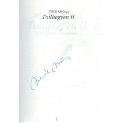 Tollhegyen III. (dedikált)
