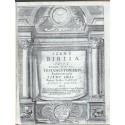 Szent Biblia 1704 Károli Gáspár fordítás