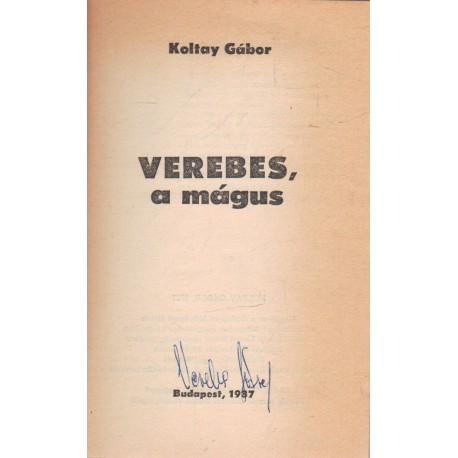 Verebes, a mágus (aláírt)