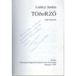 TOboRZÓ (dedikált)