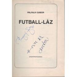Futball láz (dedikált)