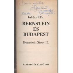 Bernstein és Budapest(dedikált)