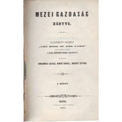Mezei gazdaság könyve (I-IV.)