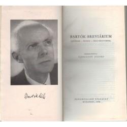 Bartók-breviárium