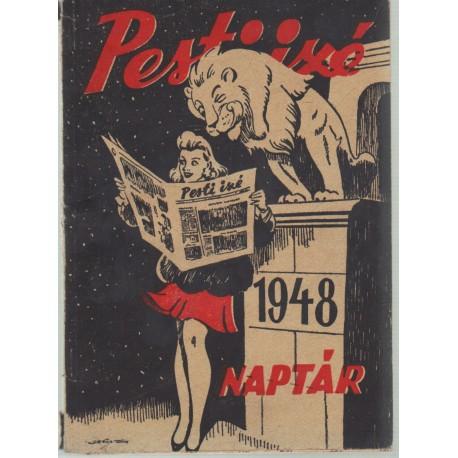 Pesti izé naptár 1948