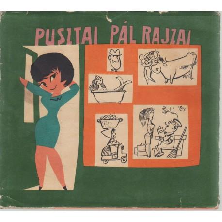 Pusztai Pál rajzai