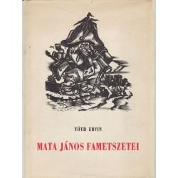 Mata János fametszei
