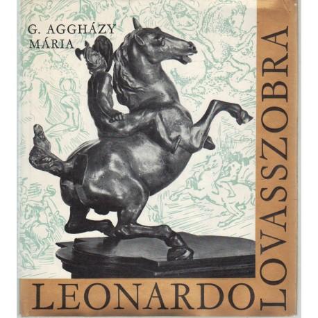 Leonardo lovasszobra