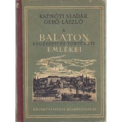 A Balaton régészeti és történeti emlkékei