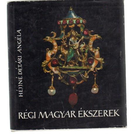 Régi magyar ékszerek
