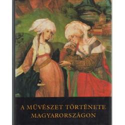 A művészet története Magyarországon