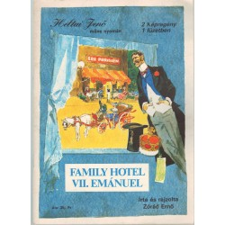 Family Hotel VII. Emánuel