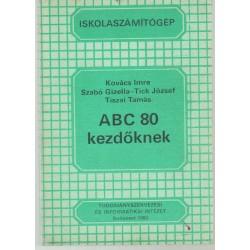 ABC 80 kezdőknek