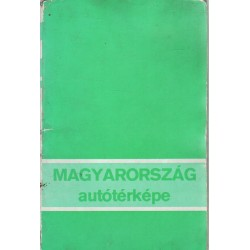 Magyarország autótérképe