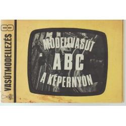 Modellvasút ABC a képernyőn