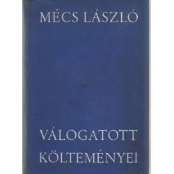 Mécs László válogatott költeményei
