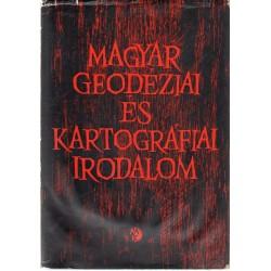 Magyar geodéziai és kartográfiai irodalom