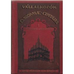 Vállalkozók évkönyve és címtára 1927 I. kötet