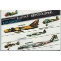 Katonai repülőgépek-típuskönyv