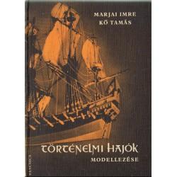 Történelmi hajók modellezése