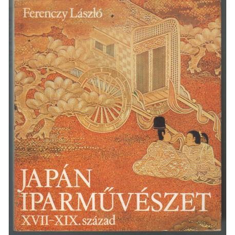 Japán iparművészet XVII-XIX. század