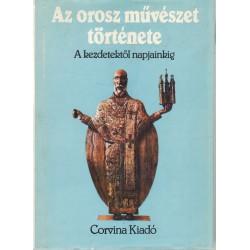 Az orosz művészet története