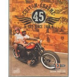 Custom Chrome 45 (német nyelvű katalógus)