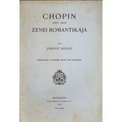 Chopin (1810-1910) zenei romantikája