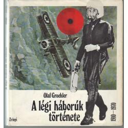 A légi háborúk története 1910-1970