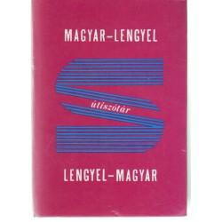 Magyar-lengyel, lengyel-magyar útiszótár