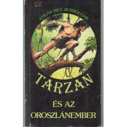 Tarzan és az oroszlánember