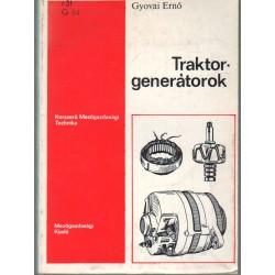Traktorgenerátorok