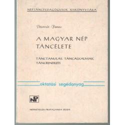 A magyar nép táncélete