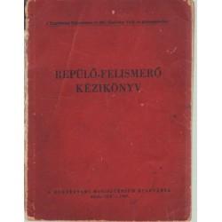Repülő-felismerő kézikönyv